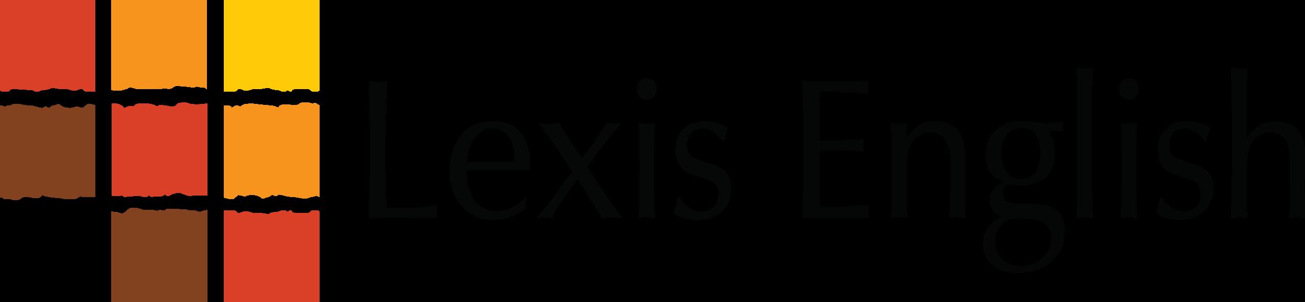 Lexis English Logo
